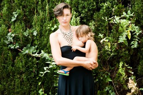 Harper's Bazaar: The Secret Group of Subversive Moms