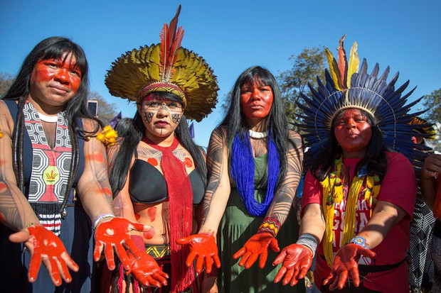 Dazed: Inside the Indigenous Fight to Save the Amazon rainforest