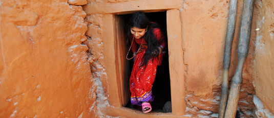 Refinery29: The Dangers Girls In Nepal Face When They Get Their Periods