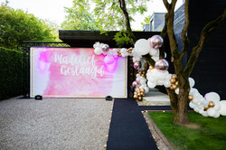 Private party decoration