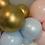 Thumbnail: Pink vs Blue DIY balloon garland