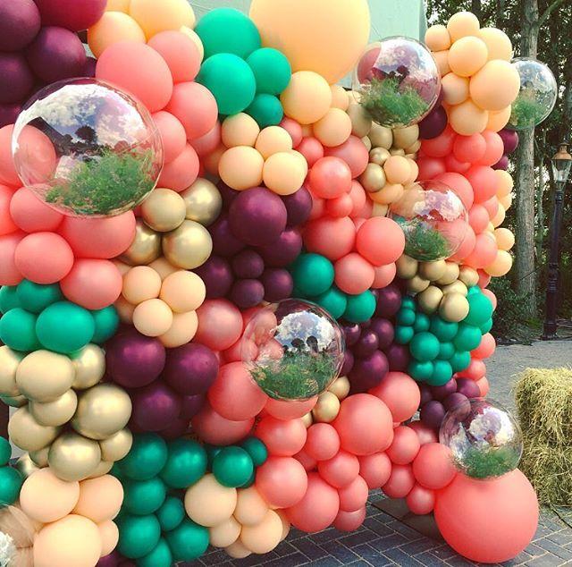 Balloonbackdrop