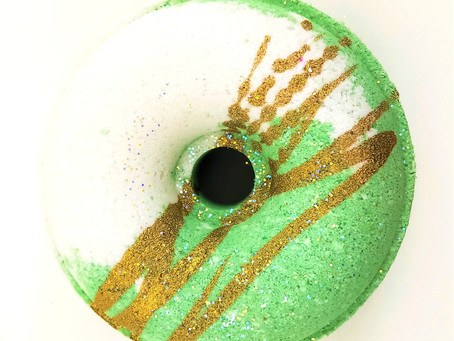 Wildnuts Donut Bath Bombs are back!