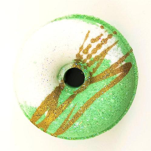 Wildnuts Lime Cooler Donut Bath Bomb