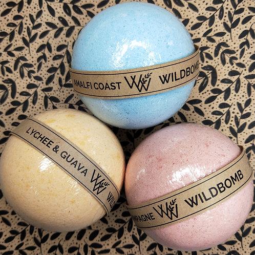 Wildbomb Bath Bombs