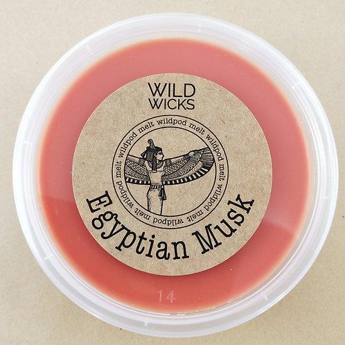Egyptian Musk Wildpod Soy Wax Melt