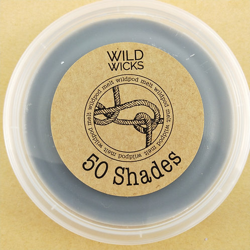 50 Shades Wildpod Soy Wax Melt