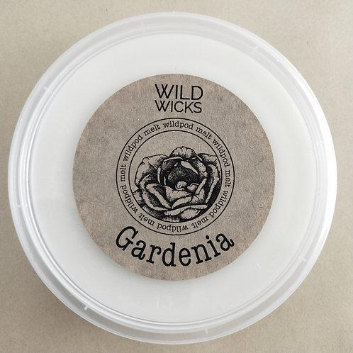 Gardenia Wildpod Soy Wax Melt