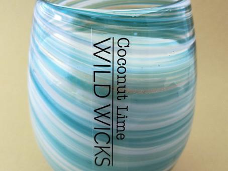 Wild Vintage CocoSoy Candles...
