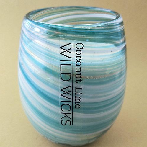 Wild Wicks Wild Vintage Ocean CocoSoy Candle