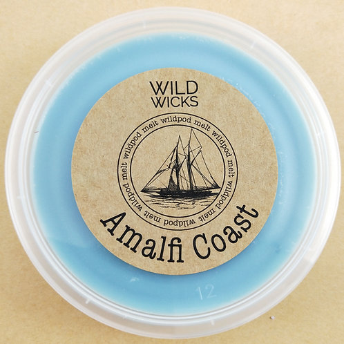 Amalfi Coast Wildpod Soy Wax Melt