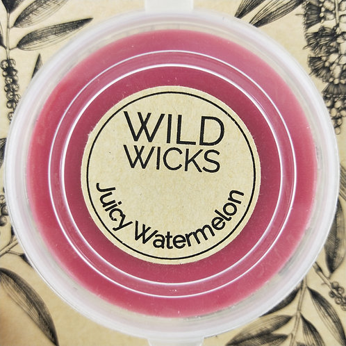 Wild Wicks Juicy Watermelon Soy Shot