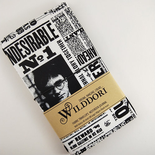 Wilddori 'Harry' Traveler's Notebook Journal