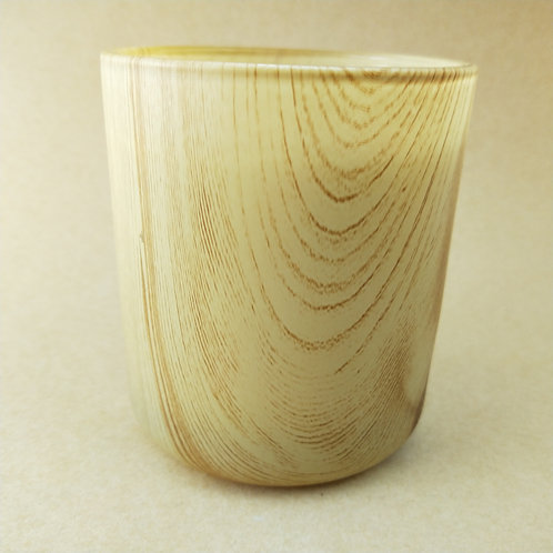 Wild Wicks CocoSoy Small Vogue Woodgrain Candle