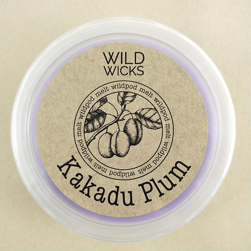 Kakadu Plum Wildpod Soy Wax Melt