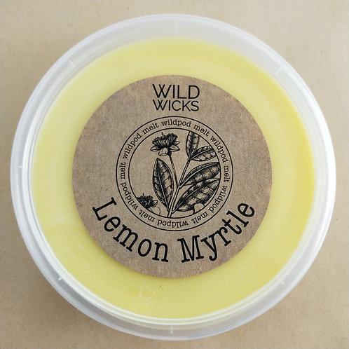 Lemon Myrtle Wildpod Soy Wax Melt