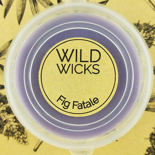 Wild Wicks Fig Fatale Soy Shot