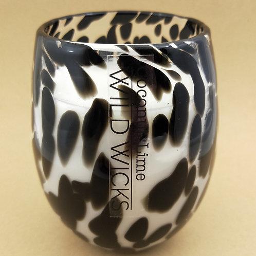 Wild Wicks Wild Vintage Cheetah CocoSoy Candle