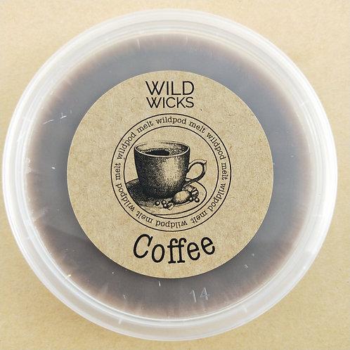 Coffee Wildpod Soy Wax Melt