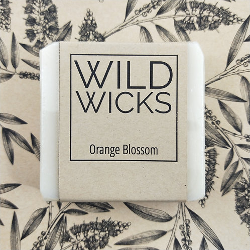 Wild Wicks Orange Blossom Cold Processed Soap