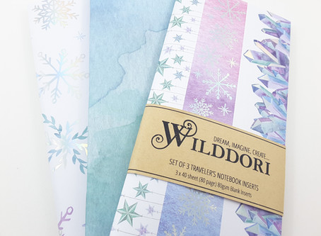 Christmas Wilddori Inserts...