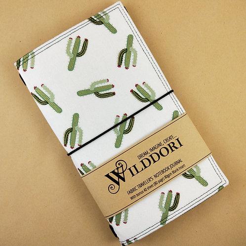 Wilddori 'Cactus' Traveler's Notebook Journal