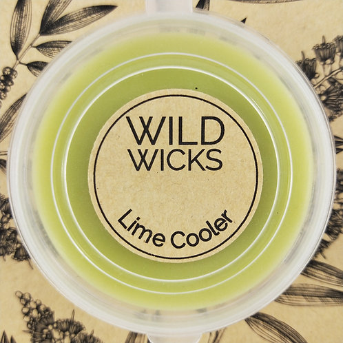 Wild Wicks Lime Cooler  Soy Shot