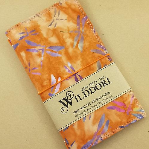 Wilddori 'Dragonfly' Traveler's Notebook Journal
