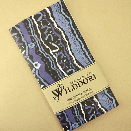 Wilddori 'Dunes' Blank Regular Traveler's Notebook Inser