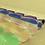Thumbnail: Set of 8 Perspex Rod Dotting Tools