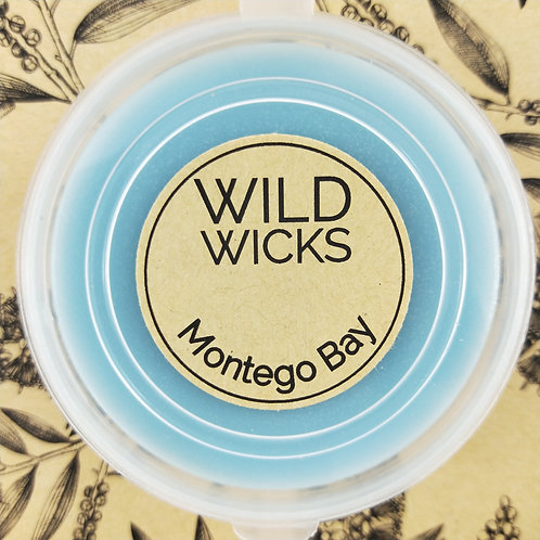 Wild Wicks Montego Bay  Soy Shot