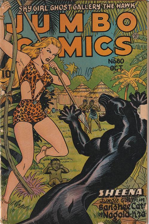 Jumbo Comics# 80 Sheena