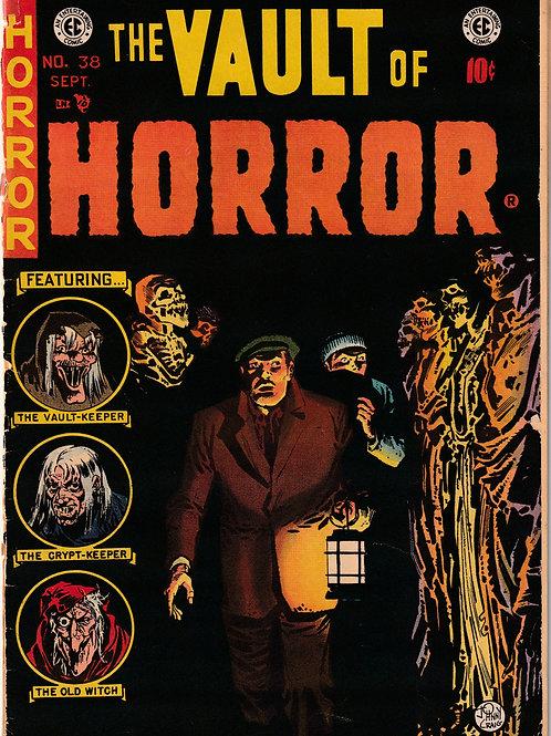 Vault of Horror # 38