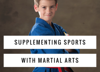 Supplementing Sports with martial arts