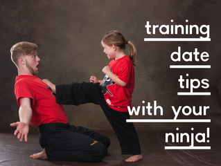Training Dates with your Ninja