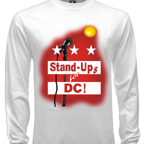 SU4DC_Long Sleeve T-Shirt_White_Full Color