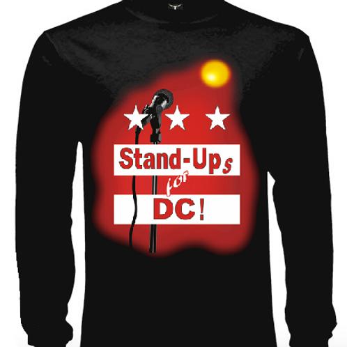 SU4DC_Long Sleeve T-Shirt_Black_Full Color