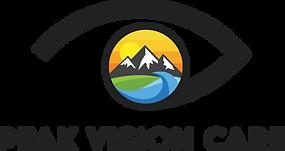Peak Vision Care Logo