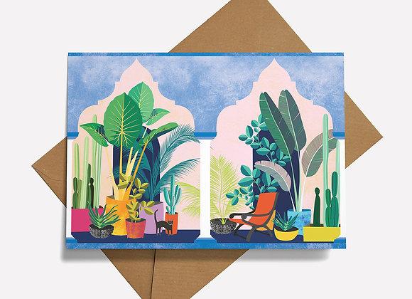 Hacienda Card