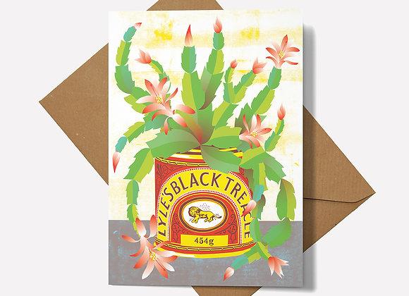 Black Treacle Card