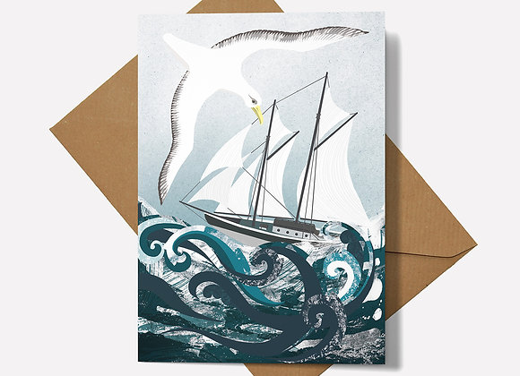 High Seas Card