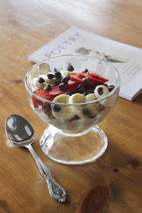 Crickets Coffee Co. Fruit Parfait