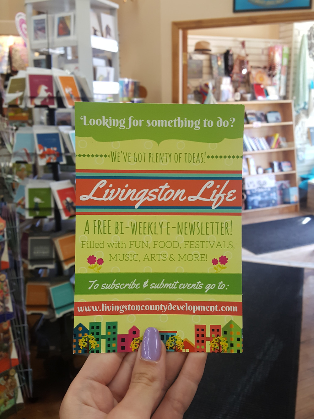 Livingston Life E-Newsletter