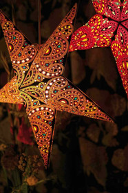 Starlightz in Diwali Amber - $36