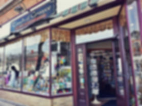 Geneseo NY Store Front | Retail Shopping | Touch of Grayce