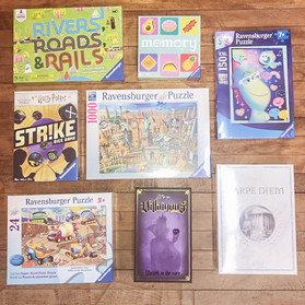 Ravensburger Games - $16+