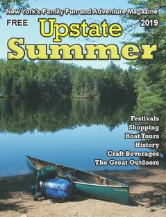 Upstate Summer Magazine