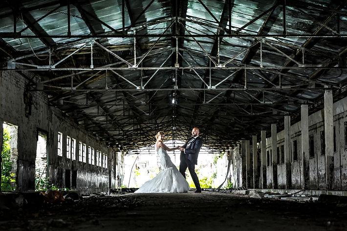 Hochzeit Shooting_Brautpaar_Lost Places