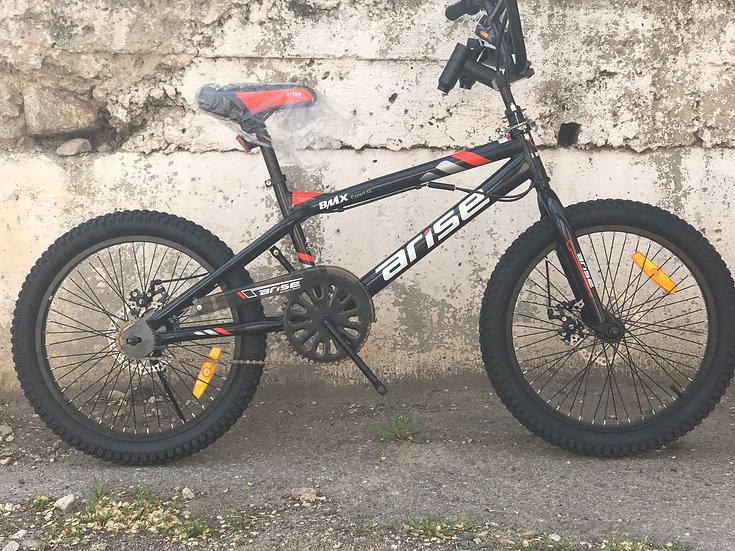 BMX Expert XL black-red