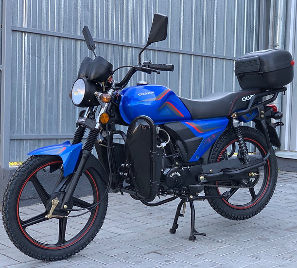 Mototcicleta CHAMP